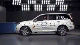 Great Wall Hover ANCAP crash test