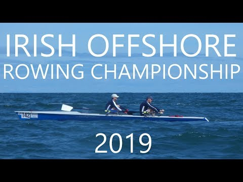 Irish Offshore Rowing Championship 2019