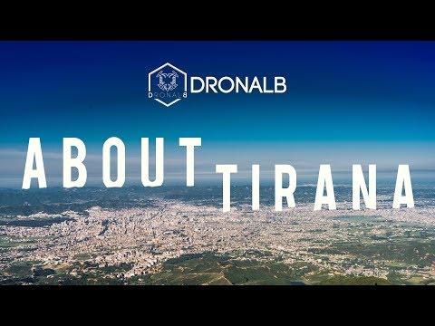 About Tirana - DronAlb