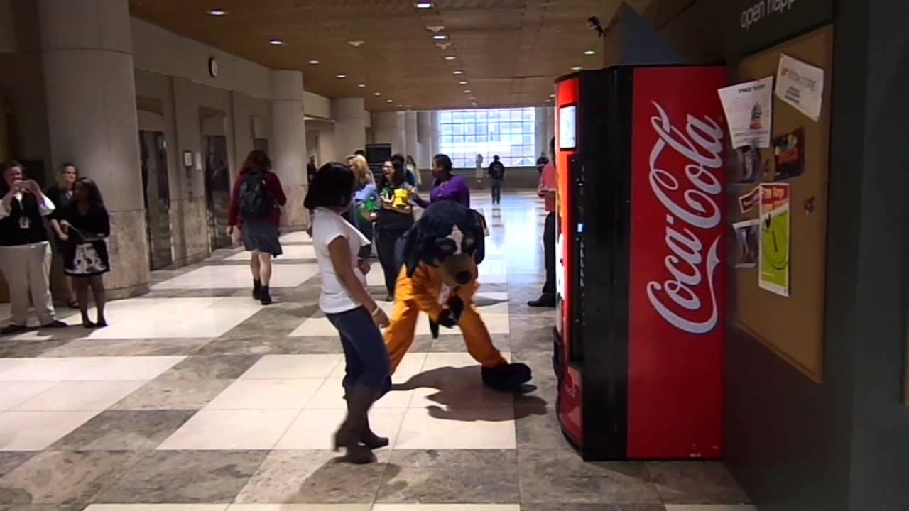 The University Of Tennessee Coca Cola Happiness Vending