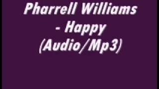 Pharrell Williams-Happy (Audio/mp3)