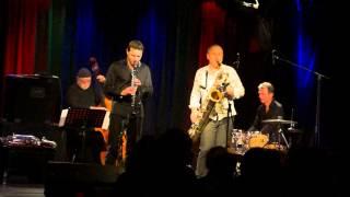 HENRI TEXIER HOPE QUARTET - Track 2 - live@Jazzit Musik Club 08.12.2013