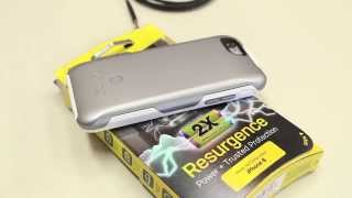 Best Battery Case for the iPhone 6? - Otterbox Resurgence Case - Indepth Review