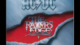 AC/DC - The Razor´s Edge from The Razor´s Edge album. There's fight...
