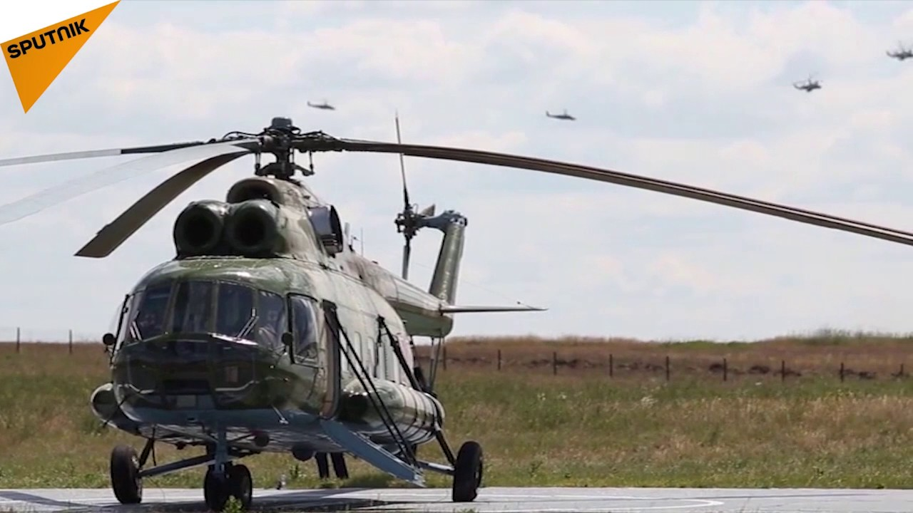 سباق الطائرات الحربية آفيادارتس 2017 في روسيا