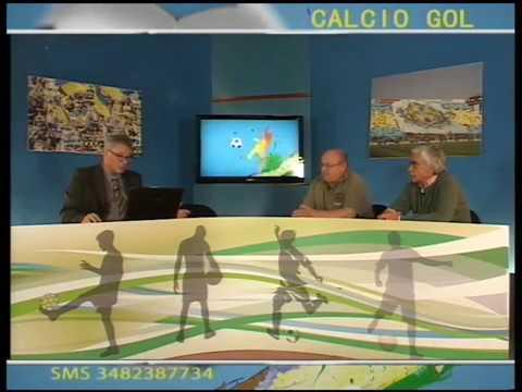 Calciogol 01 10 2017 trasmissione calcio dilettanti Emilia Romagna, Parma