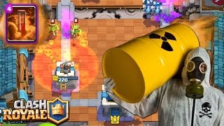 POISON: HOW to DECIDE a BATTLE at CLASH ROYALE