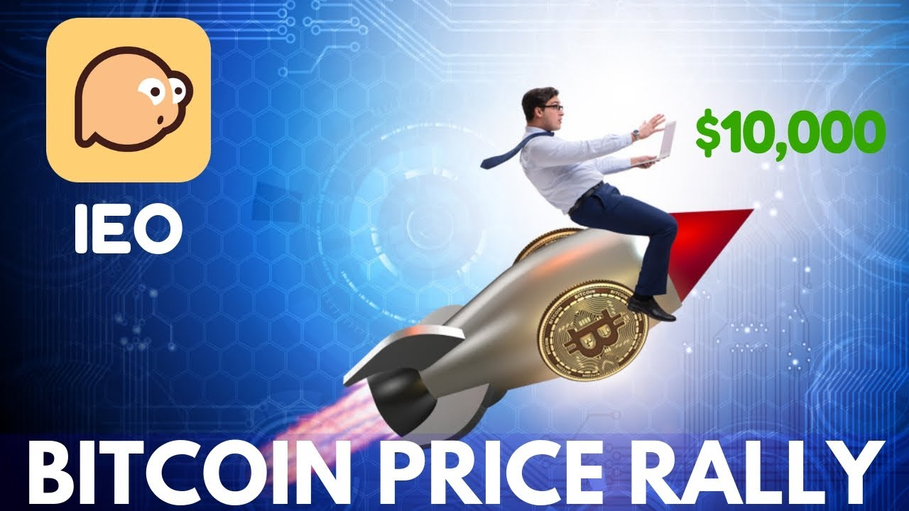 Bitcoin Price Rally to $8,100, $10,000 BTC imminent! Blabber IEO – Crypto News