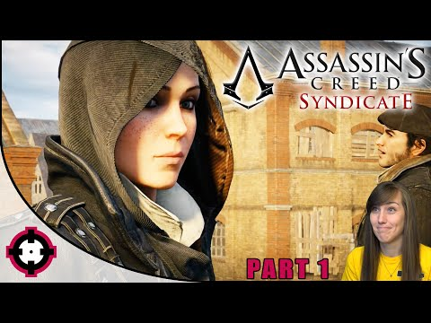 ►Assassin's Creed: Syndicate◄ Gameplay Walkthrough // Part 1 - A Lady Assassin!