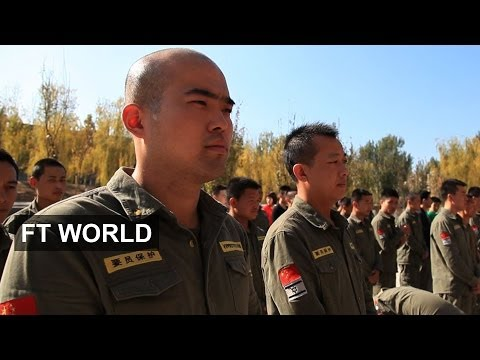 China's private security companies go overseas | FT World