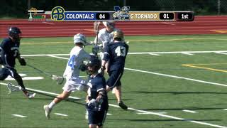 Acton Boxborough Varsity Boys Lacrosse vs Malden 6/5/18