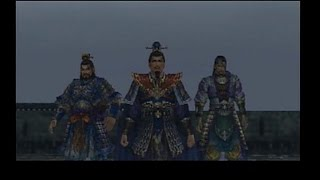 Dynasty Warriors 4: Empires - Yellow Turban Campaign | Part 1