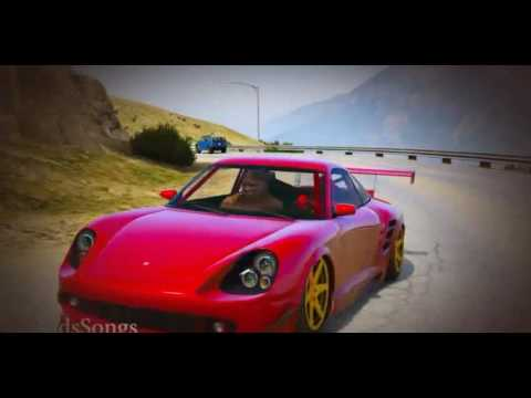 Good Red Sport Car In Spiderman Cartoon With Bigfoot For Kids And Nursery Rhymes  Songs With Action