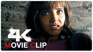 Jungle Trap Scene - DORA AND THE LOST CITY OF GOLD (2019) Movie CLIP 4K
