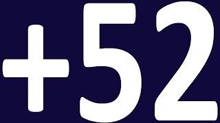 ПОЛНЫЙ УРОК 52 - ПРАКТИКА и УПРАЖНЕНИЯ. ГРАММАТИКА АНГЛИЙСКОГО ЯЗЫКА С НУЛЯ. АНГЛИЙСКИЙ ЯЗЫК. УРОКИ
