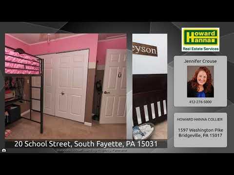 20 School Street, South Fayette, PA 15031