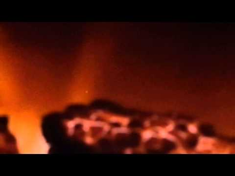 My Edited Video Fireplace Glow (Parody Romantic Fireplace)