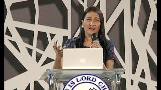 The Power of God's Word | Ptr. Kay Lopez