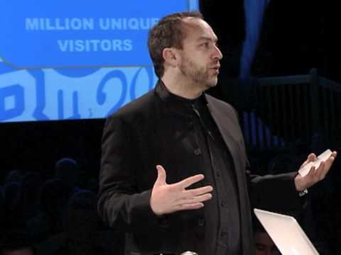 Jimmy Wales, Wikipedia, Learning Without Frontiers, London