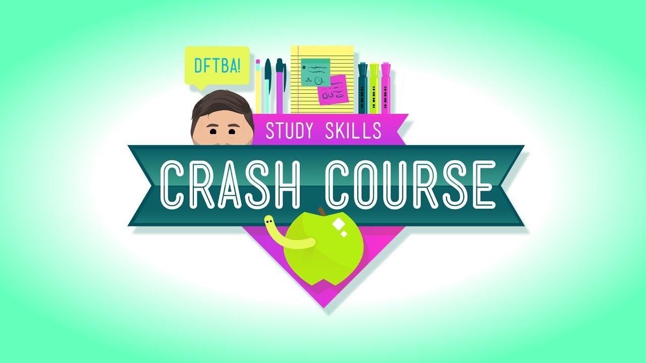 crash course study skills preview youtube