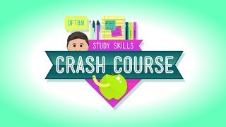 Crash Course Study Skills Preview