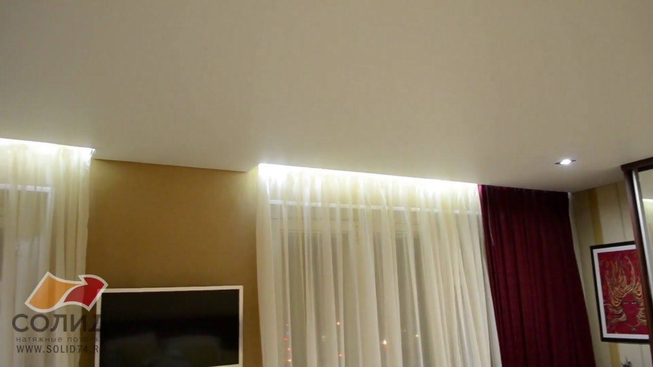Натяжной потолок на кухню своими руками фото 341