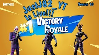 FORTNITE SEASON 10-Let's get some W's._.