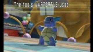 Pokemon Battle Revolution - Action Replay'ed Moves - Wii