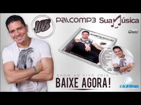 Washington Brasileiro Show Ao Vivo 2015 CD Completo