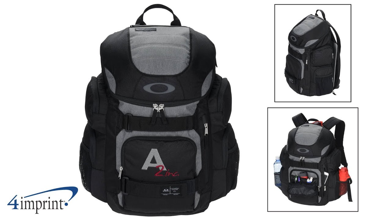 c546ed67b4 Oakley Enduro 2.0 Laptop Backpack - Custom Backpack by 4imprint ...