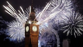 WhatsApp status Happy New Year special 7 London Fire work New Year Wishes Happy New Year 2018