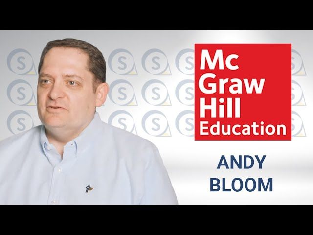 Andy Bloom, CPO of McGraw Hill - Nymity Spotlight recognizing Privacy Superheroes