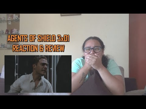 """Marvel's Agents of SHIELD 3x01 REACTION & REVIEW """"Laws of Nature"""" S03E01 