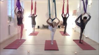 Aerial Flow Yoga