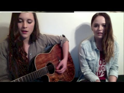 Sweet Nothing- Florence and the Machine Acoustic Cover (Brianna Conroy and Rebekah Samarin)