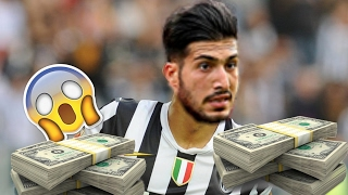 EMRE CAN TARGETED BY JUVENTUS! | TRANSFER NEWS