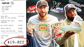 Letting DESIGNER STORE Employees Decide What I Buy For 24 Hours!  (INSANE SHOPPING CHALLENGE)