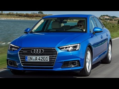 2017 Audi A4 Review--IS THIS BEST IN CLASS?