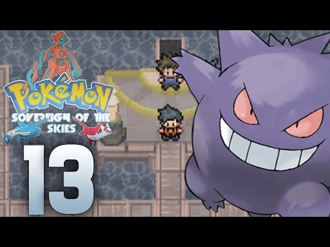 MEGA Let's Play Pokemon Sovereign of the Skies Part 13 Arenaleiter Nummer 2