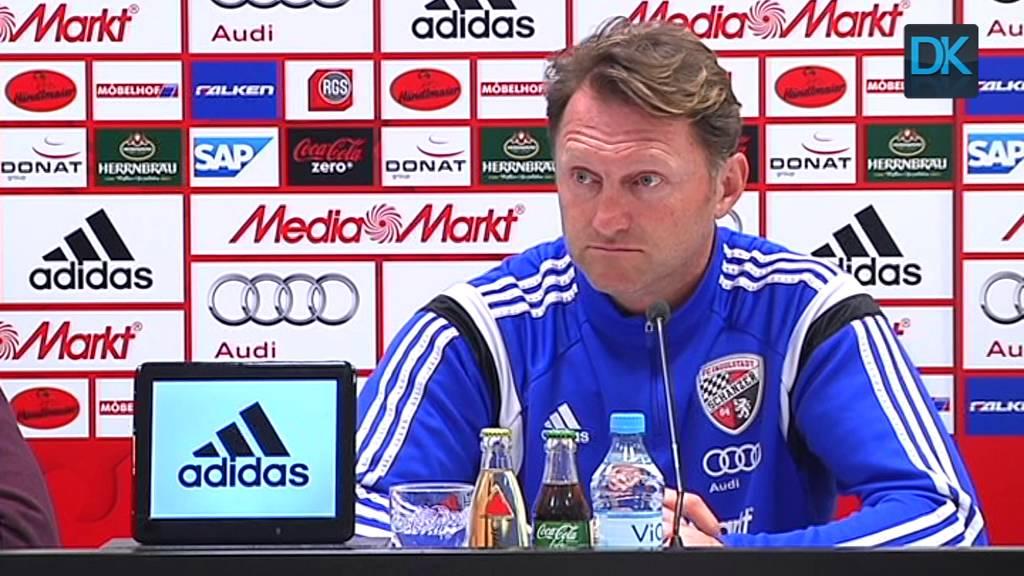 Hertha Pressekonferenz