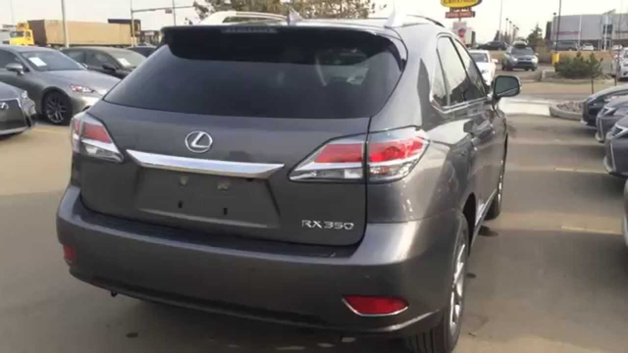 2015 lexus rx 350 awd review youtube. Black Bedroom Furniture Sets. Home Design Ideas