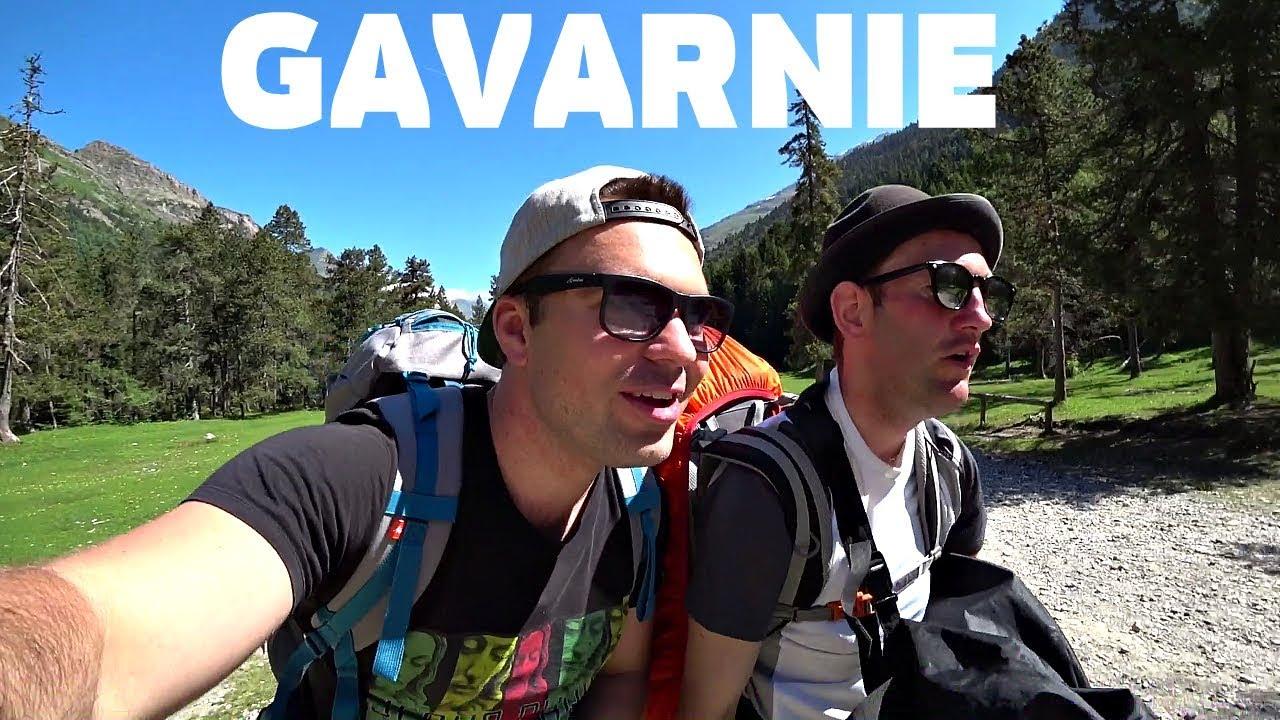 ПИРЕНЕИ ВОДОПАД ГАВАРНИ | самый большой водопад Франции