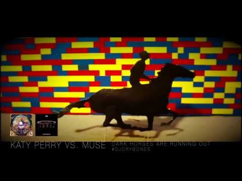 Katy Perry vs. Muse - Dark Horses Are Running Out