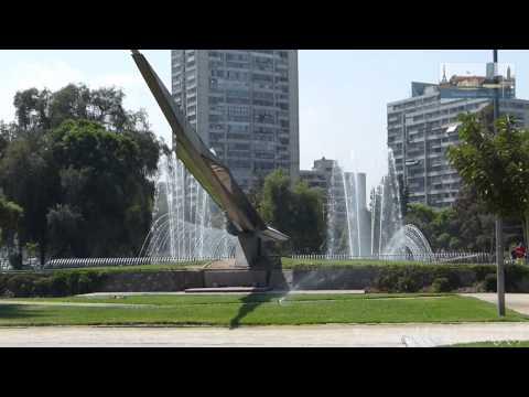 Recorriendo Santiago de Chile