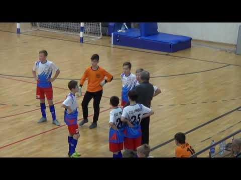 Динамо Пушкино - Лидер Егорьевск 2006 г.р.  1-ый тайм