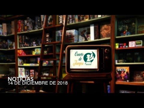 Novedades 14 de diciembre en Cuarto de Juegos