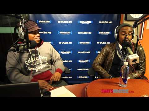 Bill Bellamy Talks about Nascar Experience with 50 Cent & All Star Game with Lil Wayne