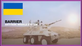 Украинский БТР вошел в ТОП-5 выставки в Дубае.  Беспилотные технологии.