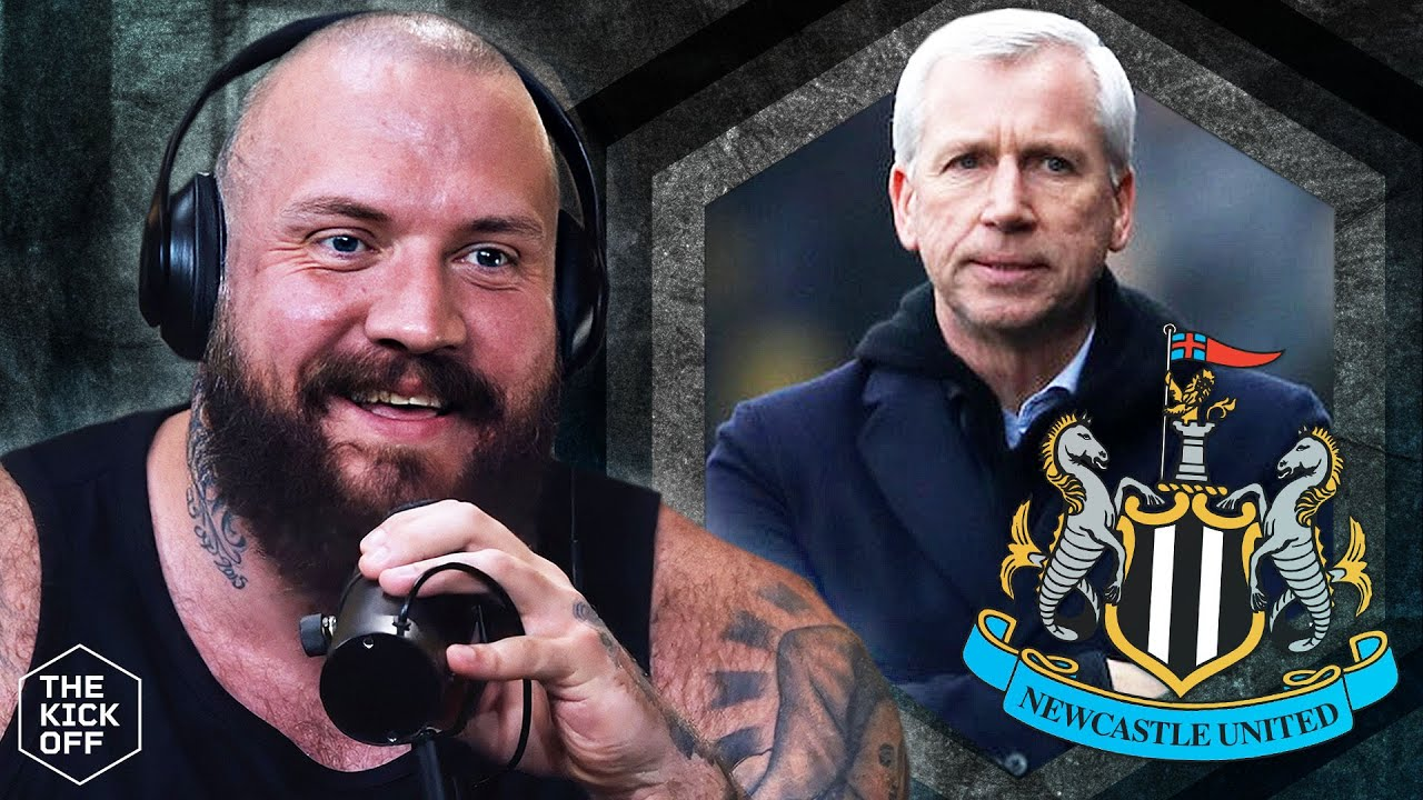 True Geordie Celebrates The End Of Pardew's 8 Year Contract