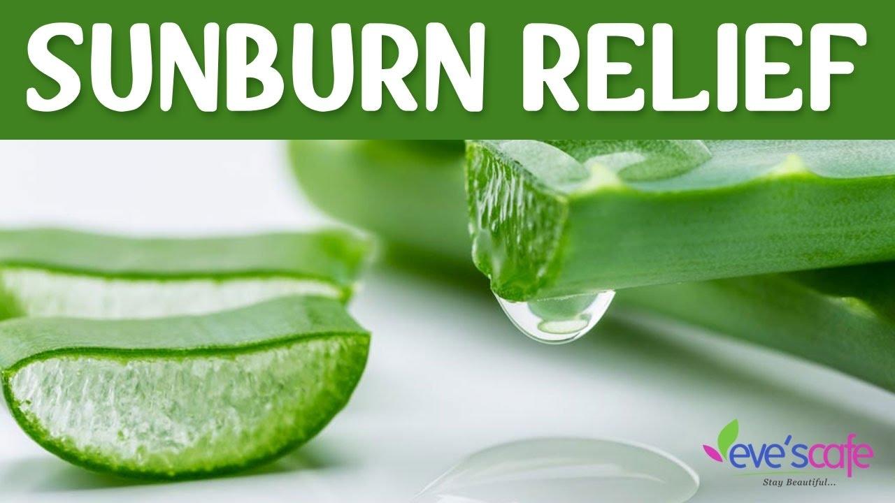Sunburn ointment. Medicines, folk remedies for sunburn 2